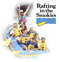 Rafting in the Smokies in Gatlinburg