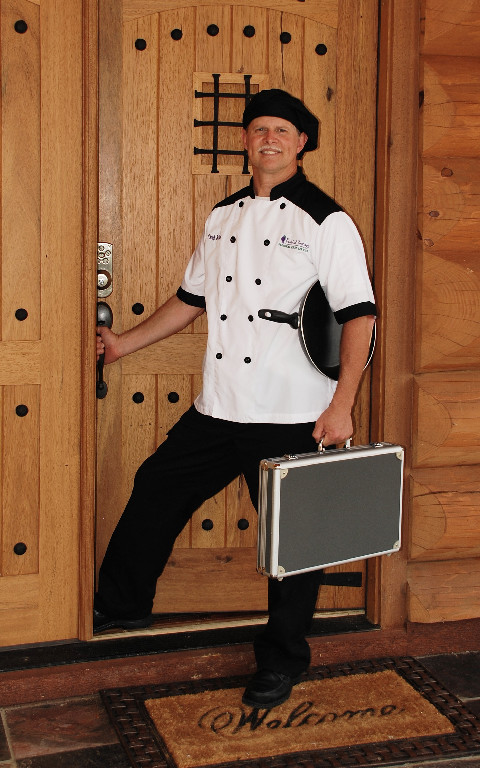 Your personal Chef in Gatlinubrg Cabin