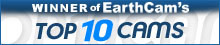 Earth WebCam Top 10