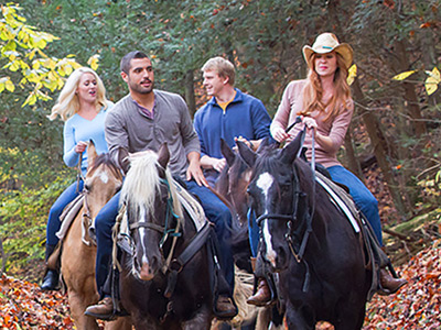 Smoky Mountain Riding Stables Special Offer