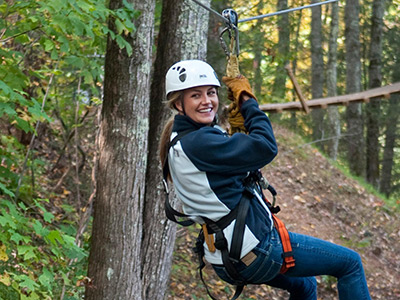 White Oak Ziplines Special Offer