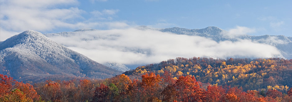 Fall in love with Gatlinburg