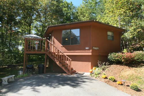 Honeymoon Haven CV#607 in Gatlinburg, Tennessee