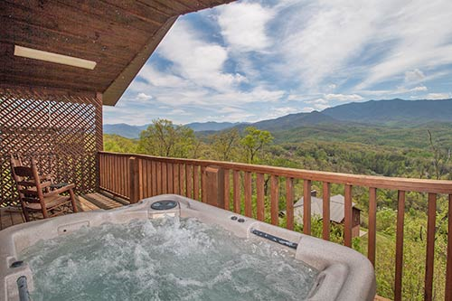 Naked pic gatlinburg hot tub for Cabin in gatlinburg with hot tub