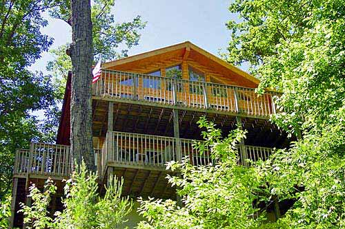 Black bear lookout gatlinburg cabin in gatlinburg tn for Best mountain view cabins in gatlinburg tn