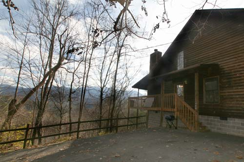 New Outlook in Gatlinburg, Tennessee