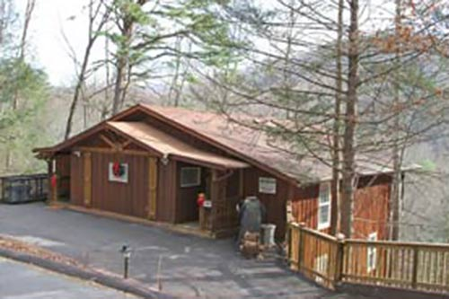 JJ's Hideaway in Gatlinburg, Tennessee