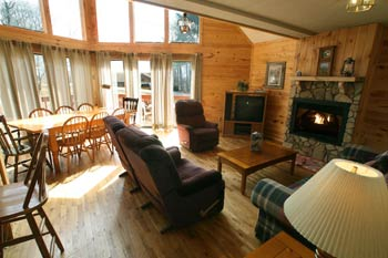 Mountain Delight Chalet in Wiley Oakley, Gatlinburg