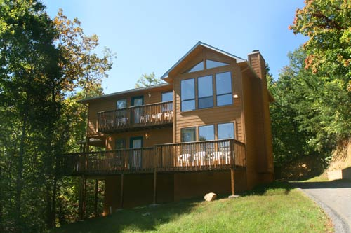 Chelsea's Mountain Chalet in Gatlinburg, Tennessee