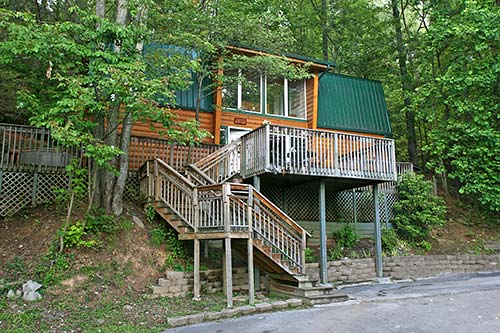 Livin Large Lodge in Gatlinburg, Tennessee