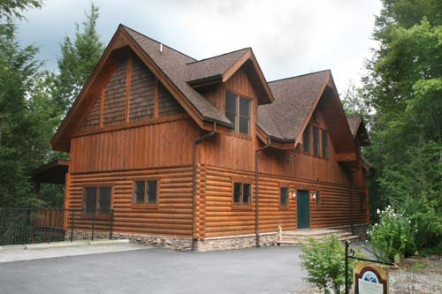 Mountain Lodge in Gatlinburg, Tennessee